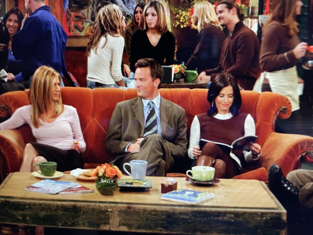 """Featured image for """"STAR AWARD to  """"Central Perk"""" Set on Vancouver's Marine Drive"""""""
