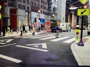"""Featured image for """"Why Pedestrian Midblock Crosswalks & Leading Pedestrian Intervals Are  the Right Thing to Do"""""""