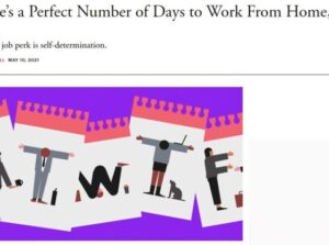 """Featured image for """"What's the Perfect Number of Days to Work from Home?"""""""
