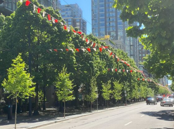 """Featured image for """"Small Changes – The Richards Bikeway"""""""