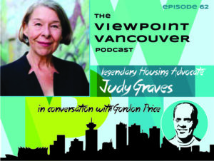 """Featured image for """"From Kitsilano hippies to Strathcona tent city—Judy Graves believes in housing for all."""""""
