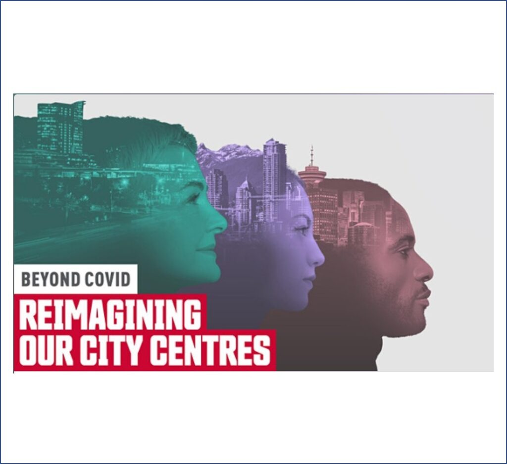 """Featured image for """"Beyond COVID: Reimagining Our City Centres"""""""