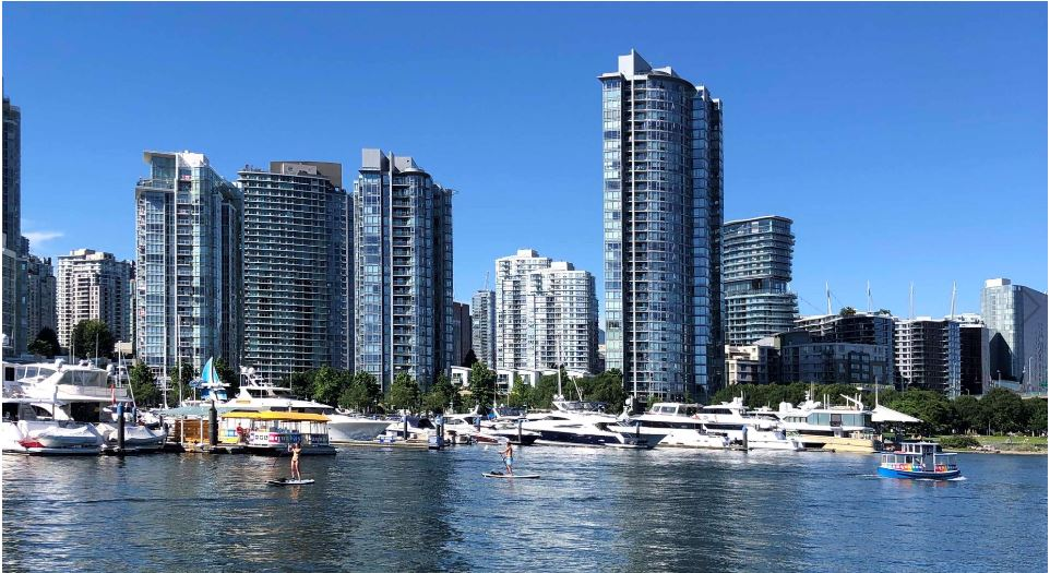 """Featured image for """"Every way you can move on and around False Creek"""""""