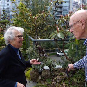 "Featured image for ""Three Vancouver Legends: Glen Patterson, Cornelia Oberlander & The Coal Harbour Rooftop Garden"""