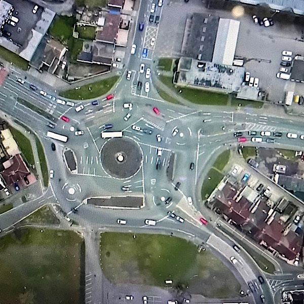 """Featured image for """"Friday File-""""Seven Roundabouts in One"""" in Swindon Great Britain"""""""