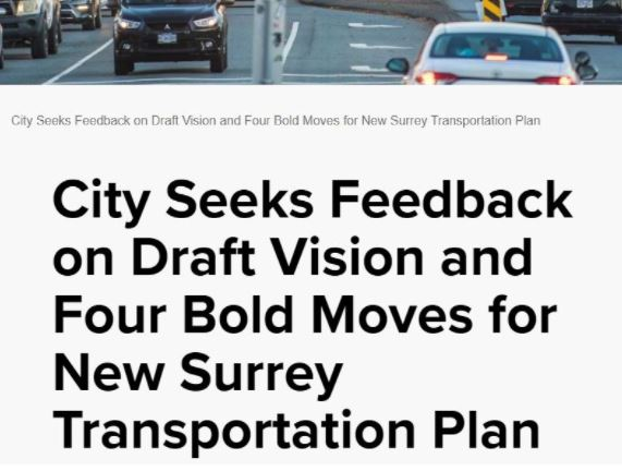 """Featured image for """"Surrey Survey for Savvy Citizens"""""""