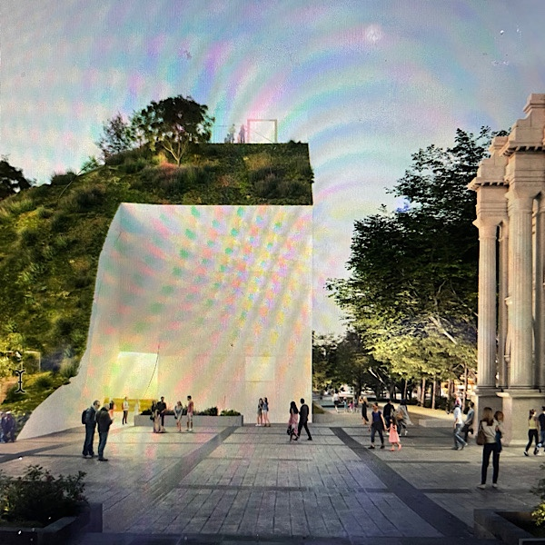 """Featured image for """"The MAM: London's Latest Public Space Folly"""""""