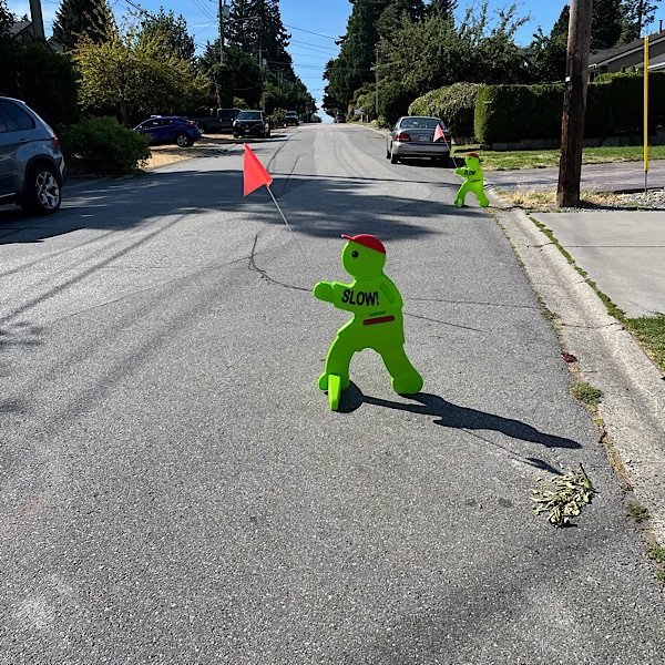 """Featured image for """"Pop Up Traffic Calming Devices-Neighbourhood Style"""""""