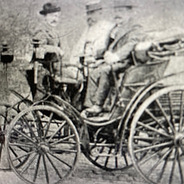 """Featured image for """"Road Violence Began 125 Years Ago: The Life & Death of Bridget Driscoll"""""""