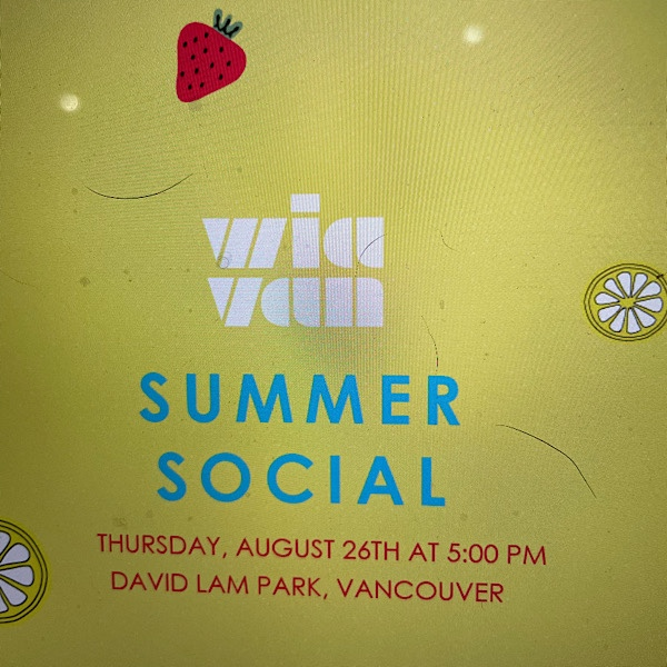 """Featured image for """"Metro Vancouver: Women In Architecture Summer Social This Week"""""""