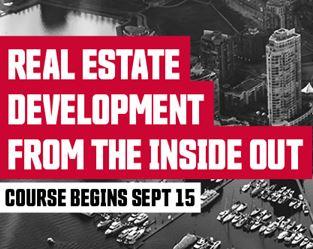 "Featured image for ""SFU City Program: Real Estate Development"""