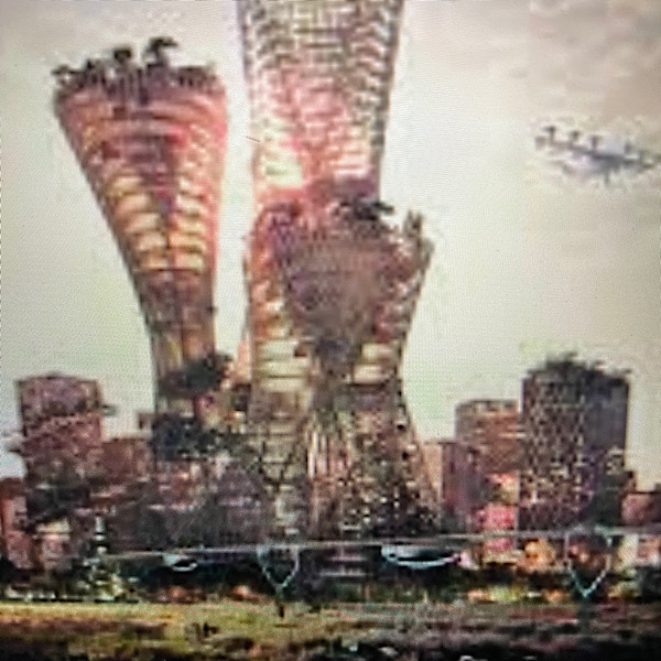 """Featured image for """"Proposal for the Ideal City & Free Webinar on Planning from Science Fiction"""""""